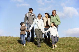 Multigenerational family