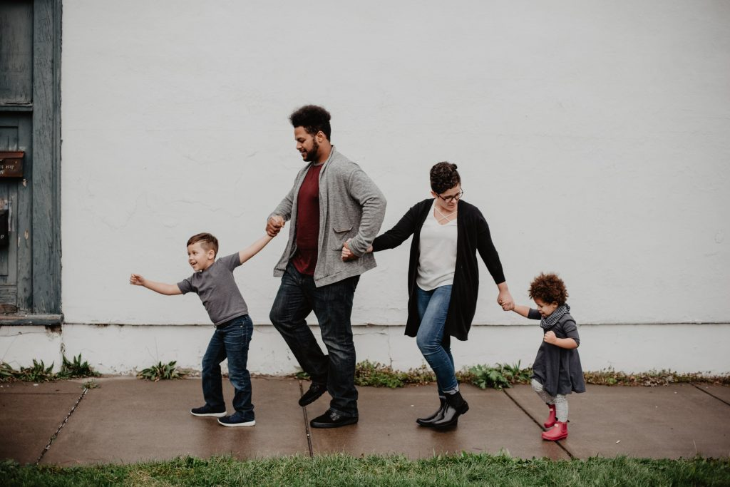 adopted children