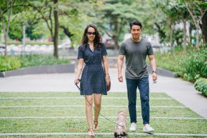 young couple estate planning